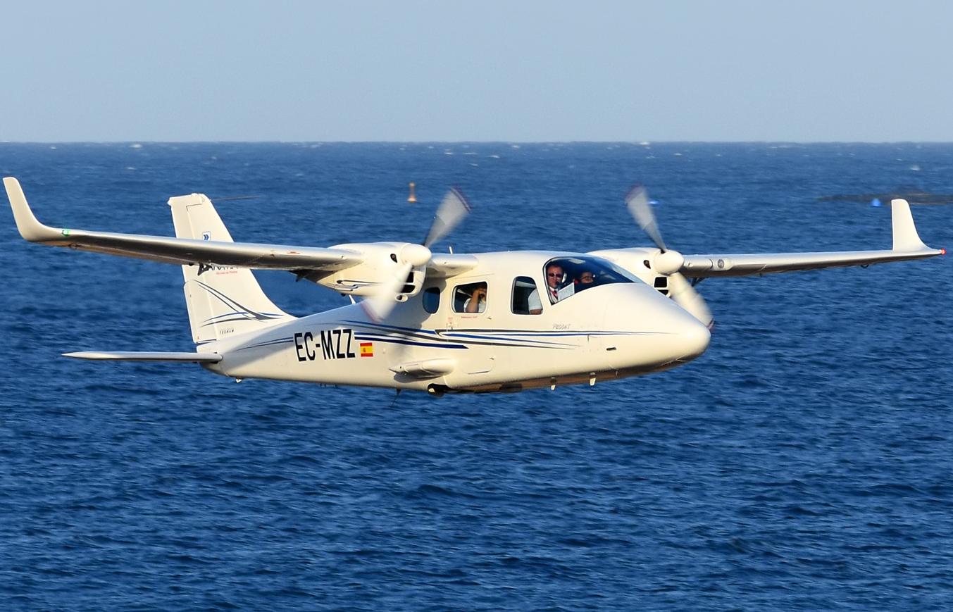 Nuevo curso Piloto Comercial de Líneas Aéreas