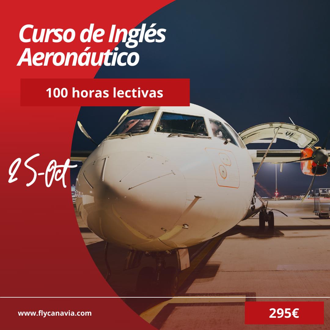 Curso de Inglés Aeronáutico.