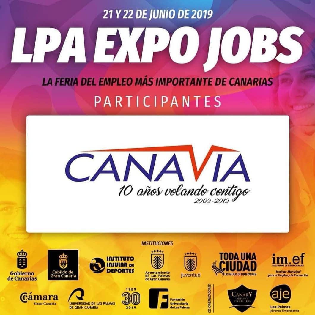 21 y 22 de Junio LPA Expojobs